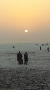 Sunset at Rann of Kutch_Wng Cmdr Kamalesh Chandra Ganguly.jpg